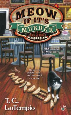 Meow If It's Murder Blog Tour: Review & Giveaway