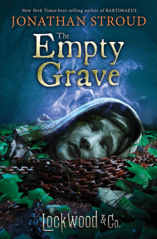 Review: The Empty Grave by Jonathan Stroud