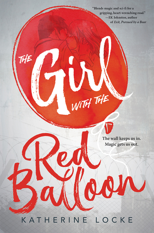 Review: The Girl with the Red Balloon by Katherine Locke